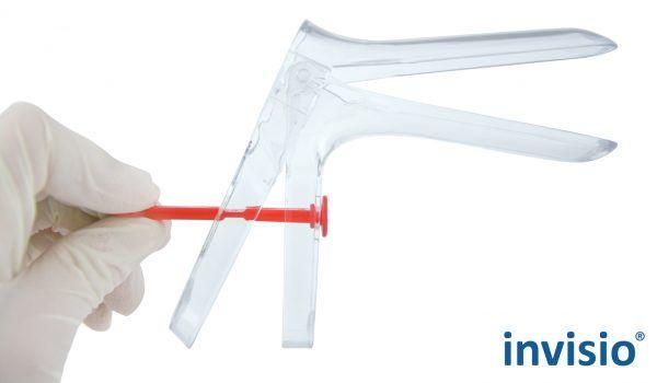 Jednorazowe wzierniki ginekologiczne Invisio
