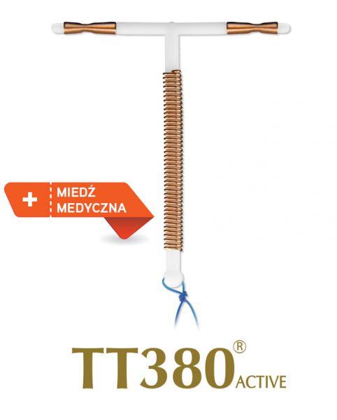 Wkładka wewnątrzmaciczna TT380