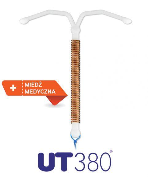 Wkładka wewnątrzmaciczna UT380