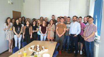 Śniadanie w Meringer.pl Zobacz jak Meringer dba o swoich pracowników.