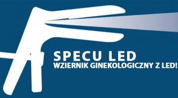 Specu LED - Wziernik ginekologiczny z światłem LED