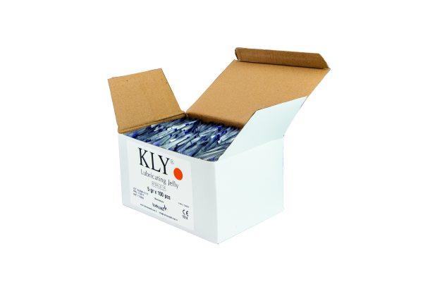 KLY - Sterylny żel nawilżający (lubrykant, saszetka 5ml)