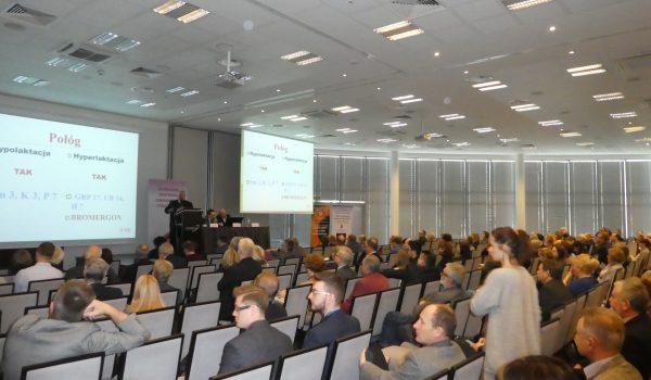 VII Krajowe Spotkanie Ginekologów i Położników w Toruniu.