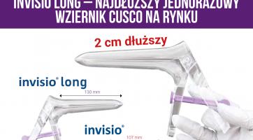 Wziernik ginekologiczny INVISIO LONG - Film produktowy