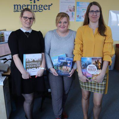 Nagradzamy pracowników Meringer