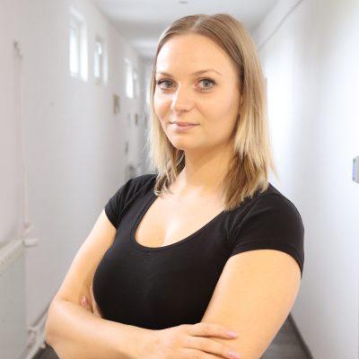 Paulina Chaładyn - Zespół Meringer