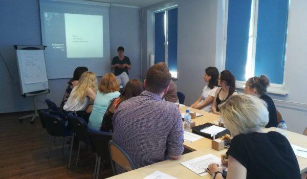 Szkolenie w firmie Meringer - Poznaj siebie i typy klientów
