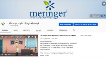 Meringer rozszerza swój kanał na YouTube