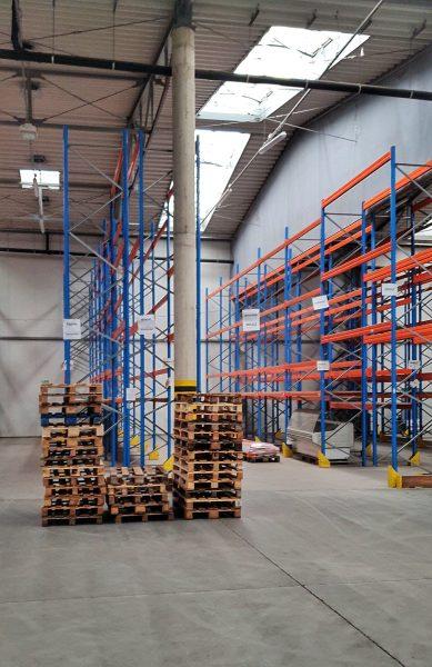 Nowe centrum logistyczno-magazynowe Meringer